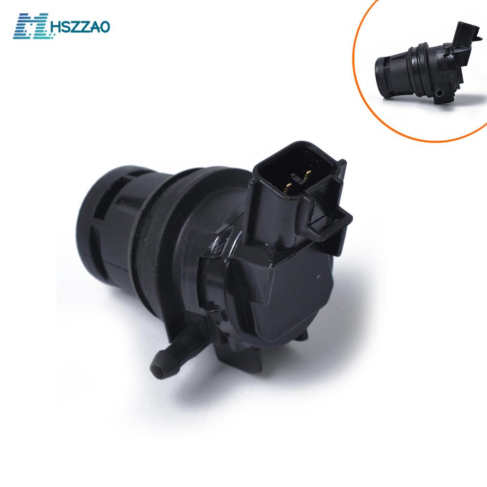 12V New Windshield Washer Pump 85330-21010 For Toyota RAV4 2004-2012 With Grommet Camry Corolla