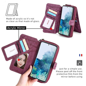 Image 5 - MEGSHI For iPhone 11 Case Wallet PU Leather Multifunction handbag Phone Case For iPhone 6 6S Plus 7 8 X Xr XS 11Pro Max SE2020