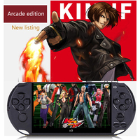 8GB 128Bit Handheld Game Console 5.1 inch MP4 Video Game Console built in 9450 game for arcade/gba/gbc/snes/fc/smd kid gift