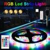 WENNI RGB Светодиодная лента USB TV, светодиодная водонепроницаемая лента, светильник s, гибкий светодиодный светильник, лента 5 В, Ambi, светильник для украшения, лампа, наклонный светильник