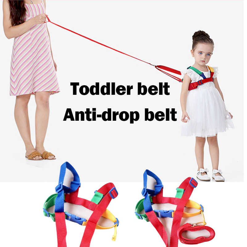 Chodzik dla dzieci maluch szelki asystent plecak smycz dla dzieci pasek dla dzieci nauka dziecięcy pas do nauki chodzenia dziecięce szelki bezpieczeństwa