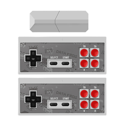 Y2-Pro Mini Video Game Console Built-in 600 Retro Games  Mini Classic Console Wireless Controller AV Output Dual Players
