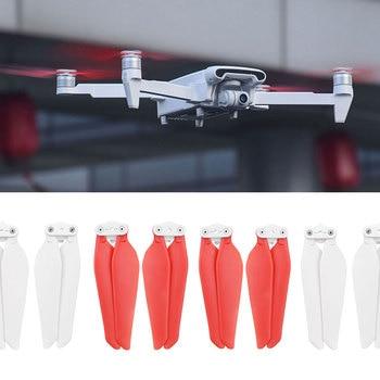Hélice de liberación rápida 4/8 Uds para FIMI X8SE X8 SE reemplazo de drones tornillos de hoja accesorios plegables Accesorios alas en forma de abanico