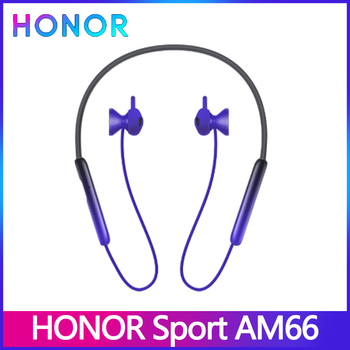 Huawei Honor xSport PRO AM66-L 2nd Wireless Neckband Earphones Bluetooth 5.0 headsets HiPair reverse charged Dynamic Driver