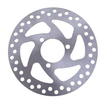 Rotor de disco de freno de 138x37x3mm para 47cc 49cc patinete minimoto bolsillo de la bici de la suciedad