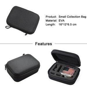Image 4 - Custodia protettiva portatile per fotocamera sportiva per GoPro hero 8 7 6 5 4 Session SJCAM Xiaomi Yi 2 4K Mijia Go Pro accessori