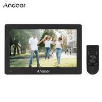 """Andoer 11.6 """"デジタル写真フレームフルビュー画面を Ips Eletronic 画像アルバム高解像度 1920*1280 サポート 1080 1080P HD ビデオ"""