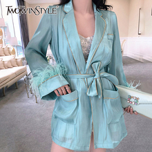 Long Jacket Lace New