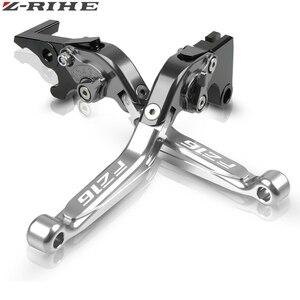 Image 5 - รถจักรยานยนต์CNC Adjustable Handle Leversรถจักรยานยนต์คลัทช์เบรคห้ามล้อสำหรับYamaha FZ16 FZ 16 FZS16 FAZER16 2008 2009 2010 2018