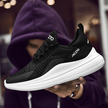 Autumn Men Casual Shoes Spring Breathable Sneakers Men Air Cushion Mesh Sports Shoes Krasovki Trend Trainers Men Shoes Big Size