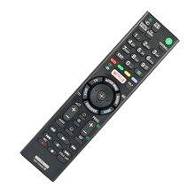 Uzaktan kumanda Sony RMT TX100D NETFLIX Bravia TV RMTTX100D KD 43X8301C RMT TX101J RMT TX102U RMT TX102D Fernbedienung