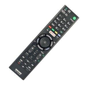 Image 1 - Uzaktan kumanda Sony RMT TX100D NETFLIX Bravia TV RMTTX100D KD 43X8301C RMT TX101J RMT TX102U RMT TX102D Fernbedienung