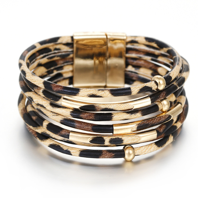 Leopard Bracelet product image for store