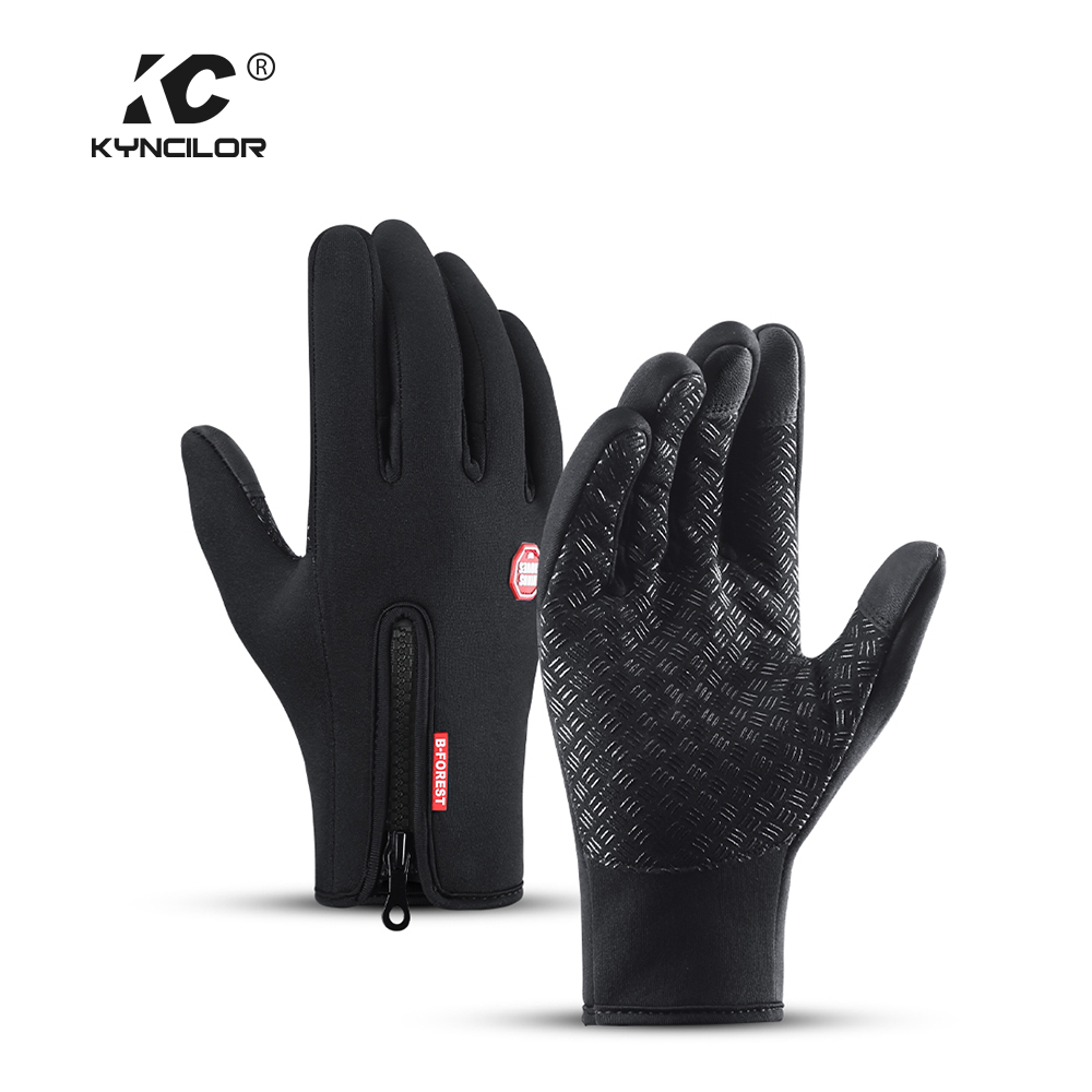 Winter Gloves Hiking Touch Screen Bicycle Bike Cycling Gloves For Men Women Running Sports Windstopper Gloves|bike cycling gloves|cycling glovesgloves for - AliExpress