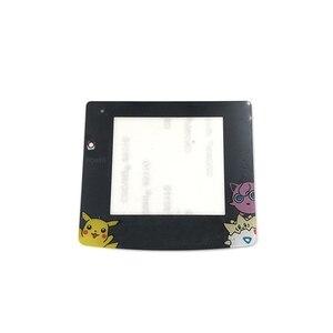 Image 3 - عدسة شاشة زجاجية بلاستيكية واقية لاستبدال شاشة GameBoy اللون GBC