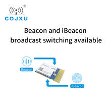 CC2640R2F Bluetooth Module BLE5.0 Serial UART E104-BT51 2.4GHz IoT  IO Port SMD Transmitter and Receiver