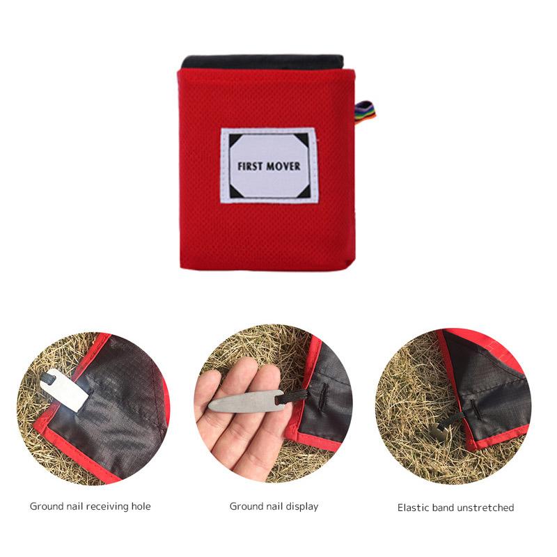 Waterproof Pocket Mats 8