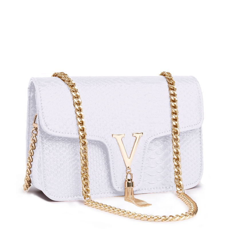 Luxury Handbag Brand Bags For Women 2019 Fashion Handbags Women Bags Crocodile Crossbody Bag Bolsa Feminina Sac A Main Brand