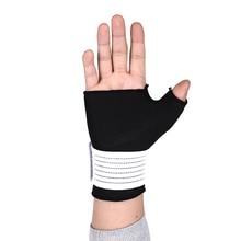 new Ventilate Thumb Wrap Wrist Guard Arthritis Brace Sleeve Support Glove Elastic Palm Hand Wrist Supports