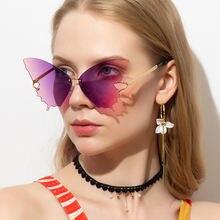 Новые Солнцезащитные очки женские градиентные солнцезащитные