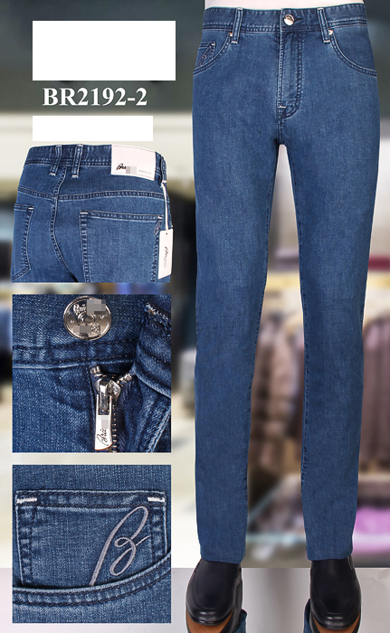 BILLIONAIRE Jeans Men 2020 New Summer Thin Cotton Casual Embroidery Cowhide Zipper British Big Size 31-40 Free Shippng