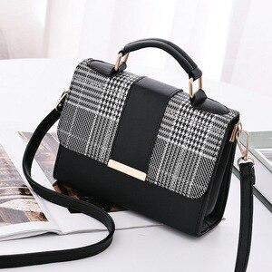2020 Весенняя модная женская сумка, кожаные сумки, PU сумка на плечо, маленькая сумка с клапаном, сумки через плечо для высокого качества, роско...