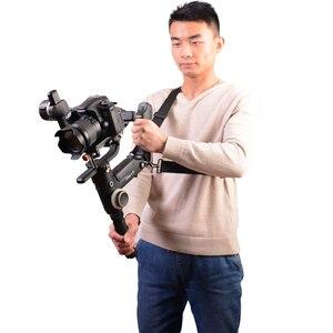 Image 4 - DF digitalfoto מוצרים אביזרי כתף מתכוונן רצועת תואם עם ZHIYUN מנוף 3S Gimbal