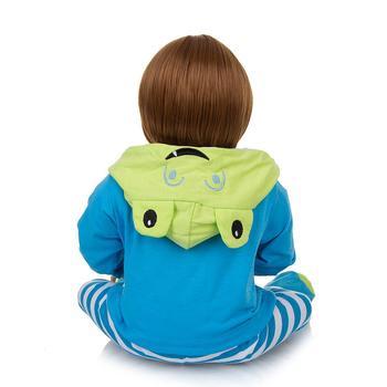 Кукла-младенец KEIUMI 23D176-C11 6