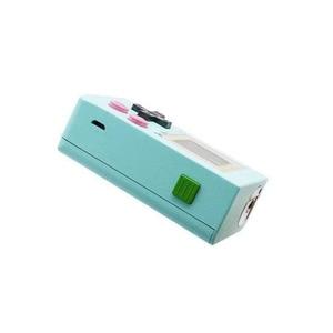 Image 4 - Original WIZMAN Puff Boy 200W Mod Dual 18650 Battery Box Mod Electronic Cigarettes Support 0.1ohm   3.0ohm E Cigarettes PuffBoy
