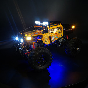 Image 2 - Kyglaring светильник п для lego Technic 42099 4x4 X Treme Off Roader (светильник