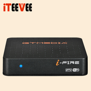Image 1 - GTMedia decodificador de señal Digital Ifire, nuevo estilo, I P TV, FULL HD, 2019 P (H.265), módulo WIFI integrado, TV Box, 1080