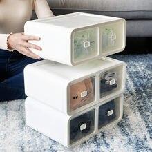Пластиковый ящик для хранения нижнего белья органайзер носков