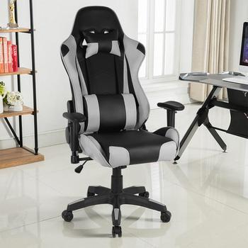 Wygodne fotel do gier krzesło biurowe do komputera fotel gamingowy fotel gamingowy skórzane LOL kafejka internetowa fotel wyścigowy WCG HWC tanie i dobre opinie CN (pochodzenie) Fotel z podnoszonym siedzeniem Krzesło siatkowe krzesło obrotowe 60*54*(130-138)cm Krzesła konferencyjne
