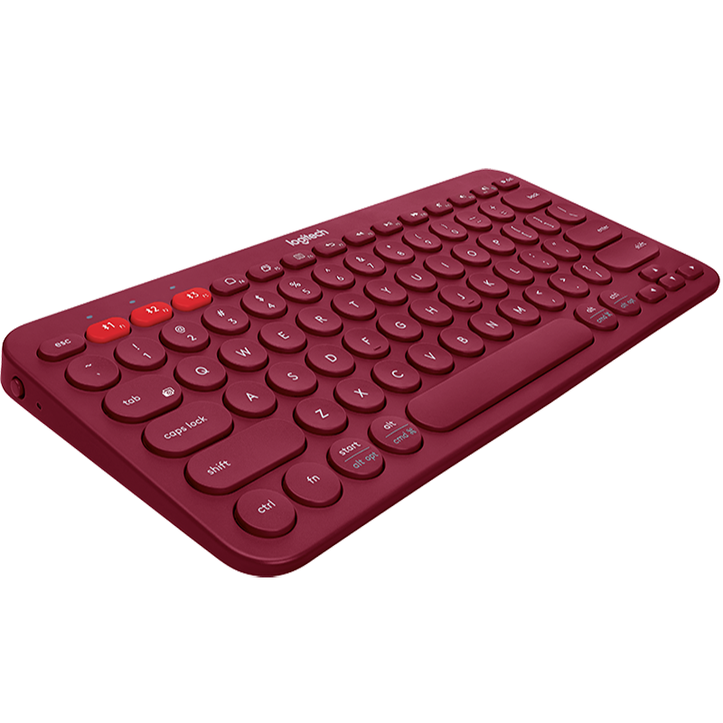 Image 3 - Logitech K380 Multi Device Bluetooth Wireless Keyboard 