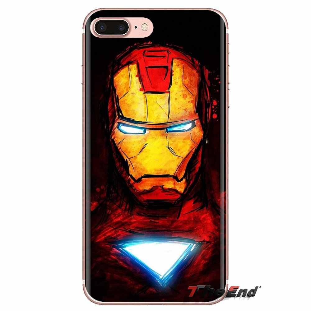 Крышка корпуса телефона с героями комиксов Марвел, Капитан Америка щит для sony Xperia Z (Сони Иксперия З) Z1 Z2 Z3 Z5 компактный M2 M4 M5 C4 E3 T3 XA huawei Коврики 7 8 Y3II