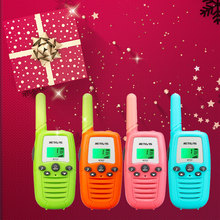 Retevis RT637/RT37 Mini Walkie Talkie 2pcs Kids Ra