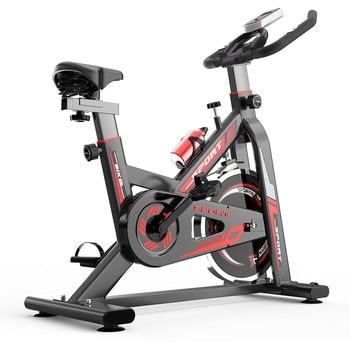 Bicicleta de Spinning para ejercicio en interiores, equipo de gimnasio, Bicicleta estática