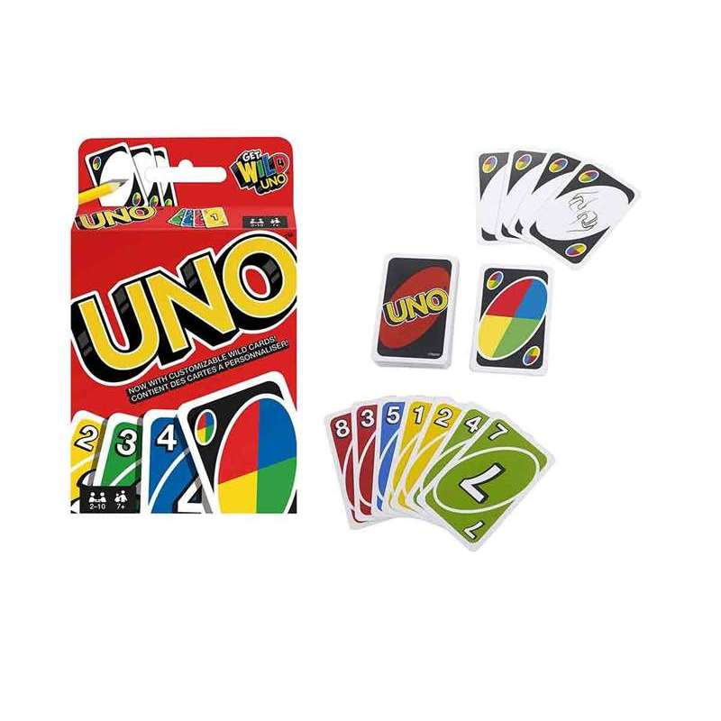 Board Game Uno Mattel