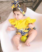 Bebê recém-nascido menina plissado vestido floral verão manga curta flor infantil crianças vestidos da menina