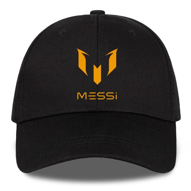 2019 New Baseball Cap Lionel Messi Argentina Men's Women Football Adjustable Hat 100%cotton Casual Hats For Rest Snapback Caps
