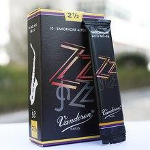Palhetas de alto saxphone para frança, traje de jazz eb alto sax 2.5/3.0 /alto saxphone
