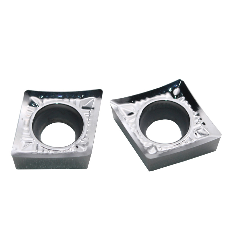CCGT060204 AK H01 Aluminum Insert CCGT060208 Carbide Turning Indexable Inserts CNC Lathe Turning Cutter Tool