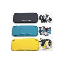 Front & Back Behuizing Shell Cover Set voor Nintend Schakelaar Lite Console Vervanging Cover Case Trigger Knoppen Richting Keys Set