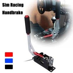 Zacisk hamulca ręcznego USB PC Windows dla Sim gra wyścigowa dla Logitech G27 G29 T300 FANATEC dla LFS DIRT RALLY|Hamulec ręczny|   -