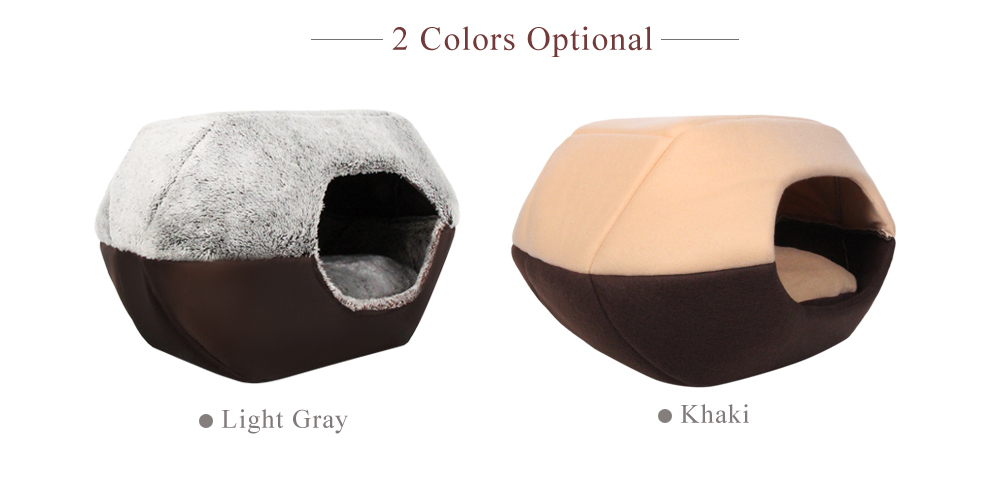 2 Colors Paw Pet Sofa Dog Beds Waterproof Bottom Soft Fleece Warm Cat Bed House Petshop Cama Perro 12