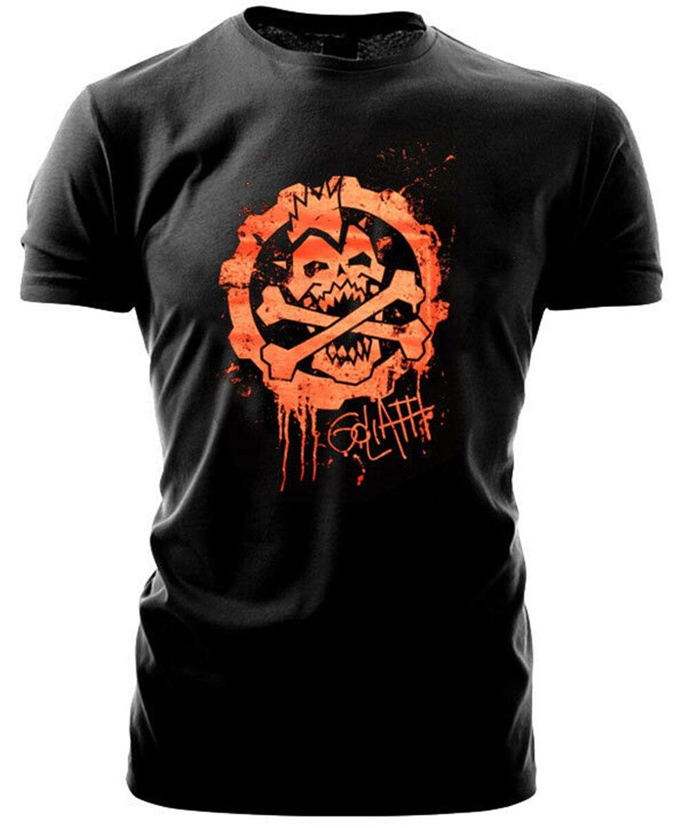 Games Workshop Warhammer World T shirt Necromunda Grey