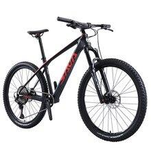 Nowy 2020 rower górski 29 węgla rower górski kabel wewnętrzny karbon MTB rower górski rower z DEORE M6100 1x12 prędkości