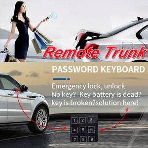 Image 5 - Cardot miglior sistema di accesso senza chiave passivo pulsante Start Stop avvio remoto del motore allarme auto intelligente