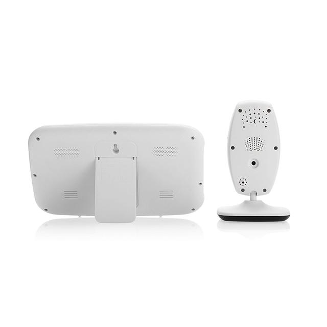 Babyphone moniteur bébé sans fil 7 pouces écran LCD Vision nocturne Audio vidéo moniteur nounou musique interphone Portable Babyphone caméra