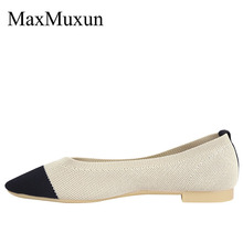Summer/Autumn Fashion Women Flat shallow Mouth Party Dress Shoes Ladies Shallow Ballet Flats Female Footwear Pointed Toe